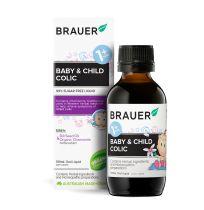 Brauer Baby & Child Colic Oral Liquid 100ml