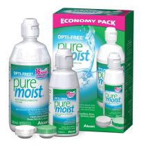 Opti-Free Pure Moist Solution Economy Pack 300ml