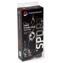 Thermoskin Sport Knee Stabiliser Adjustable 793 Small/Medium