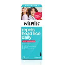 NitWits Anti-Lice & Detangling Spray 125ml