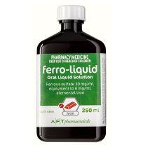 Ferro Liquid Oral Liquid Solution 250ml