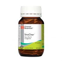 Oriental Botanicals Sinuclear 30 Capsules