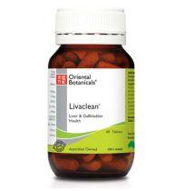 Oriental Botanicals Livaclean 60 Tablets
