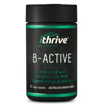 iThrive B-Active 31 Capsules