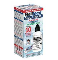 NeilMed Sinus Rinse Starter Kit 10 Sachet Pack