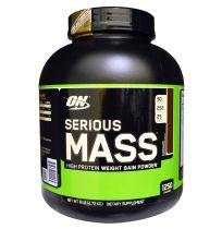 ON Serious Mass Protein Powder Chocolate 2.72kg