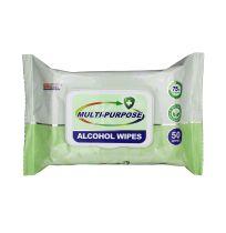 Germisept Multi-Purpose Alcohol Wipes 50 Pack