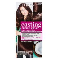 L'Oreal Casting Creme Gloss Hair Colour 323 Dark Chocolate