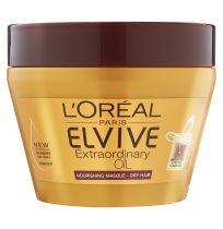 L'Oreal Elvive Extraordinary Oil Nourishing Masque 300ml