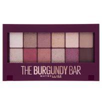 Maybelline Eye Shadow Palette The Burgundy Bar