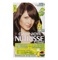 Garnier Nutrisse Hair Colour 5.0 Chocolate Brown