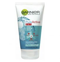 Garnier Pure Active 3 in 1 150ml