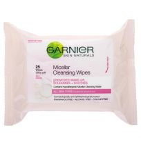 Garnier Micellar Cleansing Wipes 25 Pack