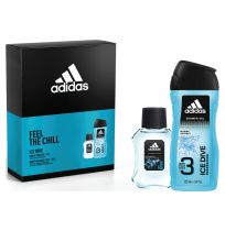 Adidas Men Ice Dive 2 Piece Gift Set