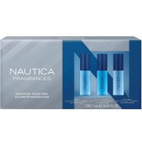 Nautica Miniatures 7ml EDT 3 Piece Gift Set
