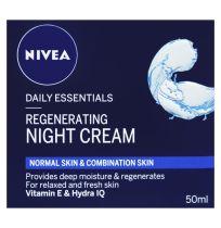 Nivea Daily Essentials Night Cream 50ml