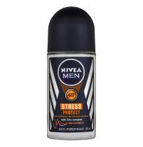 Nivea Men Antiperspirant Deodorant Stress Protect Roll On 50ml