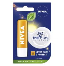 Nivea Lip Balm Sun Protect SPF30 4.8g