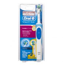 Oral B Vitality Plus Floss Action Rechargeable Power Toothbrush