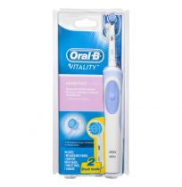 Oral B Vitality Sensitive Clean Rechargeable Power Toothbrush