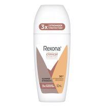 Rexona Women Clinical Antiperspirant Deodorant Summer Strength Roll On 50ml
