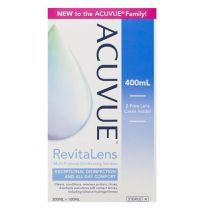 Acuvue Revitalens Multi-Purpose Solution 300ml + 100ml Pack
