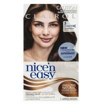 Clairol Nice 'N Easy 118 Natural Medium Brown 1 Pack