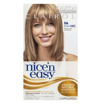 Clairol Nice 'N Easy 102 Natural Light Ash Blonde 1 Pack