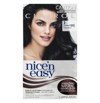 Clairol Nice 'N Easy 122 Natural Black 1 Pack