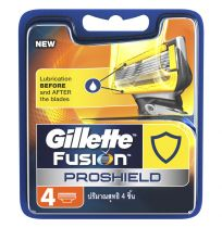 Gillette Fusion Proshield Refill Blades 4  Pack