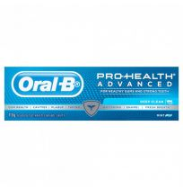 Oral B Pro Health Advanced Deep Clean Mint Toothpaste 110g