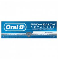 Oral B Pro Health Advanced Whitening Toothpaste 110g