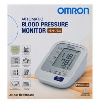 Omron Automatic Blood Pressure Monitor HEM-7322