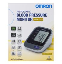 Omron Automatic Blood Pressure Monitor HEM-7320