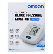 Omron Automatic Blood Pressure Monitor HEM-7121