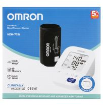 Omron HEM7156 Blood Pressure Monitor