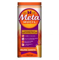 Metamucil Fibre Supplement Smooth Orange 72 Doses