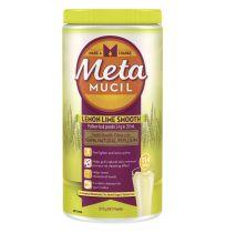 Metamucil Fibre Supplement Smooth Lemon Lime 114 Doses