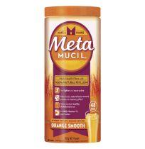 Metamucil Fibre Supplement Smooth Orange 48 Doses