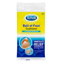 Scholl Ball of Foot Cushions 1 Pack
