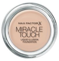 Max Factor Miracle Touch Compact Foundation 55 Blushing Beige
