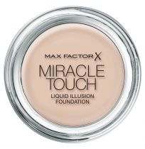 Max Factor Miracle Touch Compact Foundation 40 Creamy Ivory