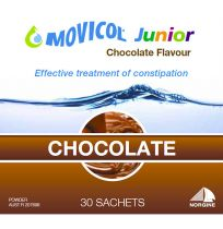 Movicol Junior Chocolate 30 Sachets