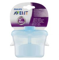 Avent Formula Powder or Snack Container