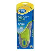 Scholl Gel Activ Sport Insoles for Women 1 Pair
