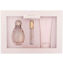 Sarah Jessica Lovely 100ml 3 Piece Gift Set