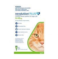 Revolution Plus Large Cats 3 Pack