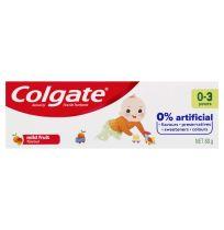 Colgate Kids Anticavity Fluoride Toothpaste 0-3 Years Mild Fruit 80g