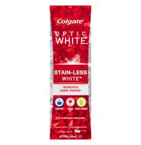 Colgate Optic White Stain Less White Cool Mint Whitening Toothpaste 85g