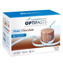 Optifast VLCD Shake Chocolate Sachets 18 Pack